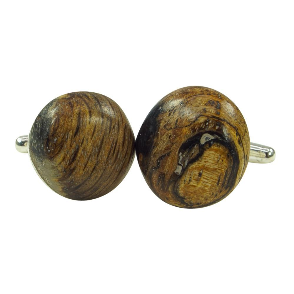 Wood Cufflinks No. 45