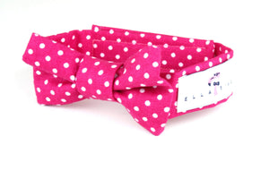 Ella Bing Dog Bow Ties The Buddy Dog Bow Tie