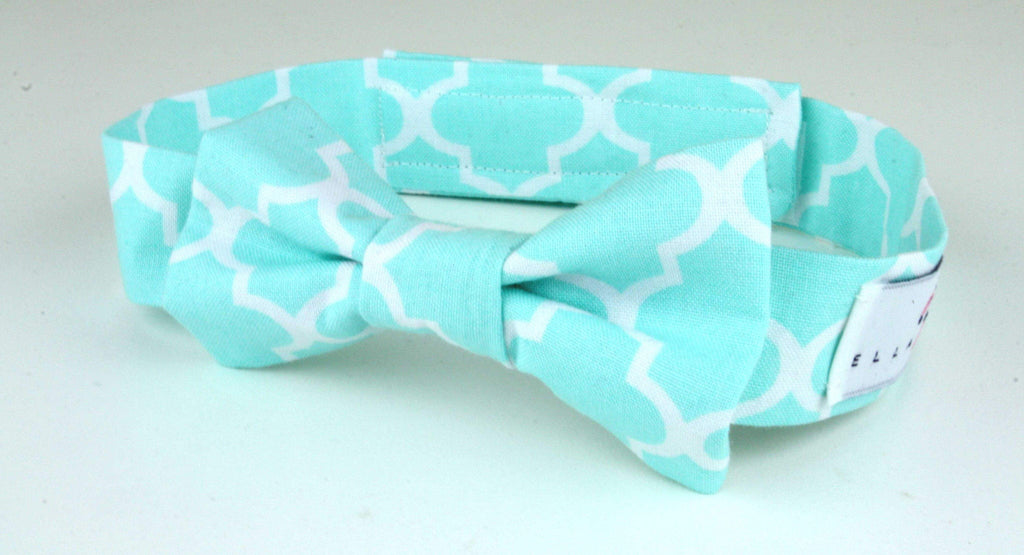 The Sam Dog Bow Tie