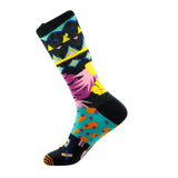Toe Jam & Earl Socks - Graphic Crew Dress Socks