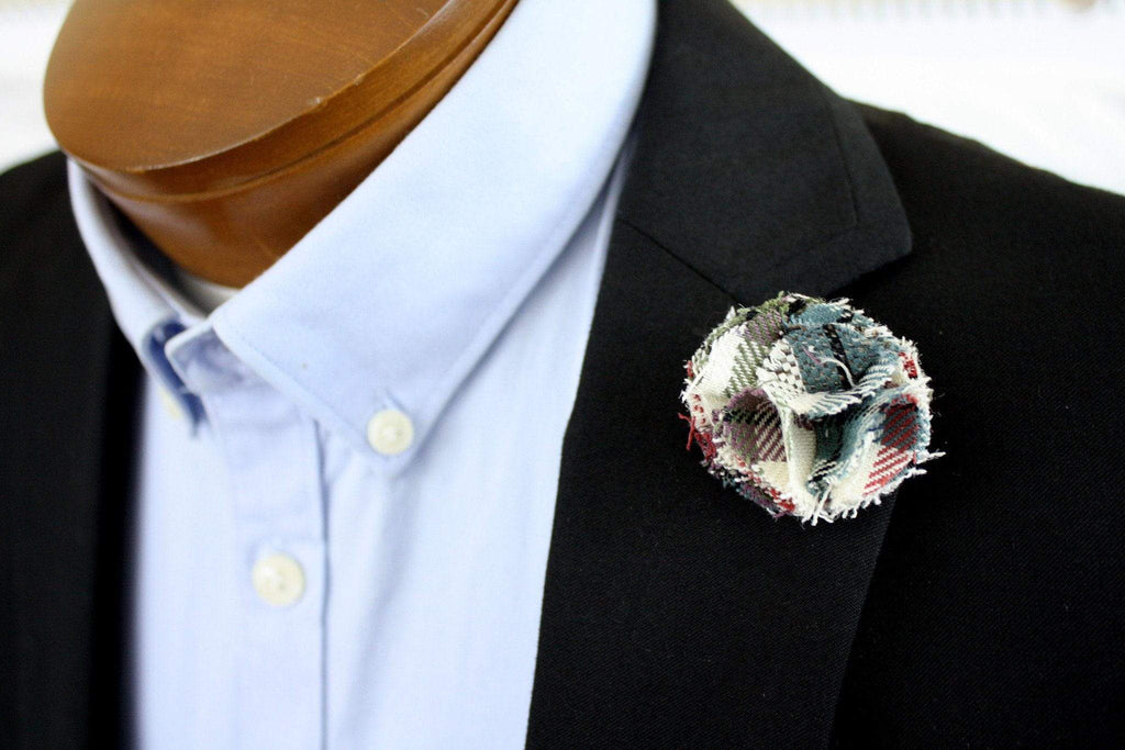 The Fred Doster Lapel Flower