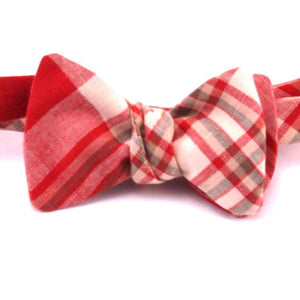Ella Bing Freestyle The Man's Man Cloth Bow Tie