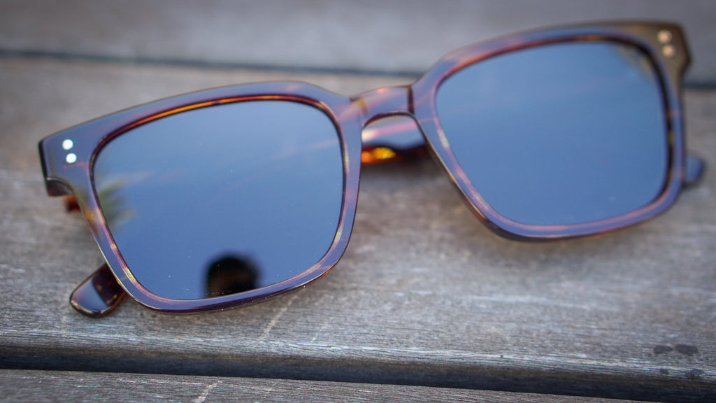 Wood Polarized Sunglasses No. 2075