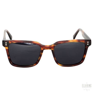 ELLA BING SERIES 13 Wooden Sunglasses Wood Sunglasses No. 2075