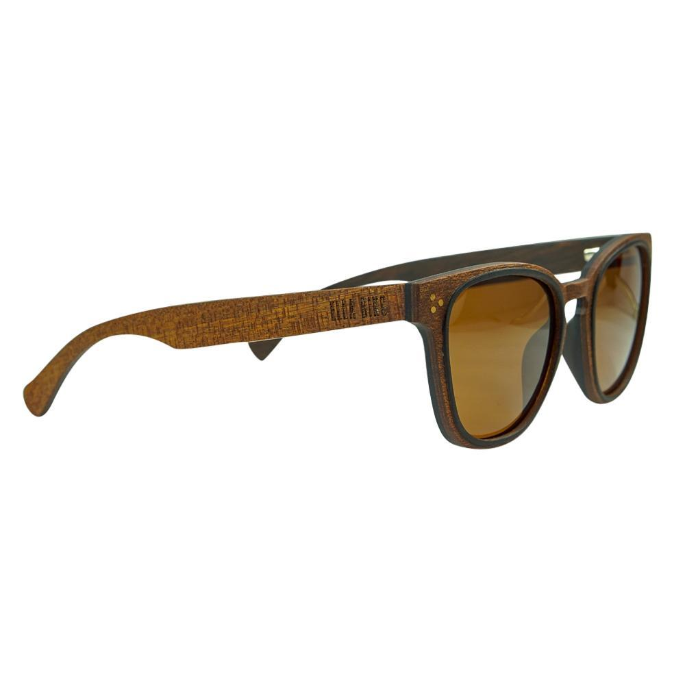 Wood Polarized Sunglasses No. 2103