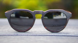 Polarized Wood Sunglasses No. 2260