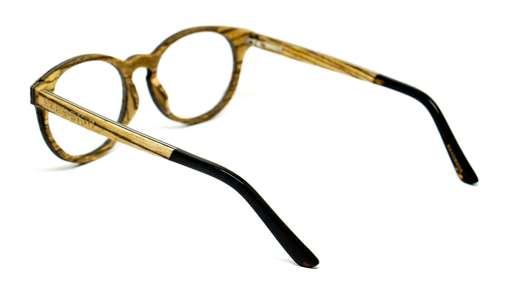 Wooden Eyeglasses No. 3001