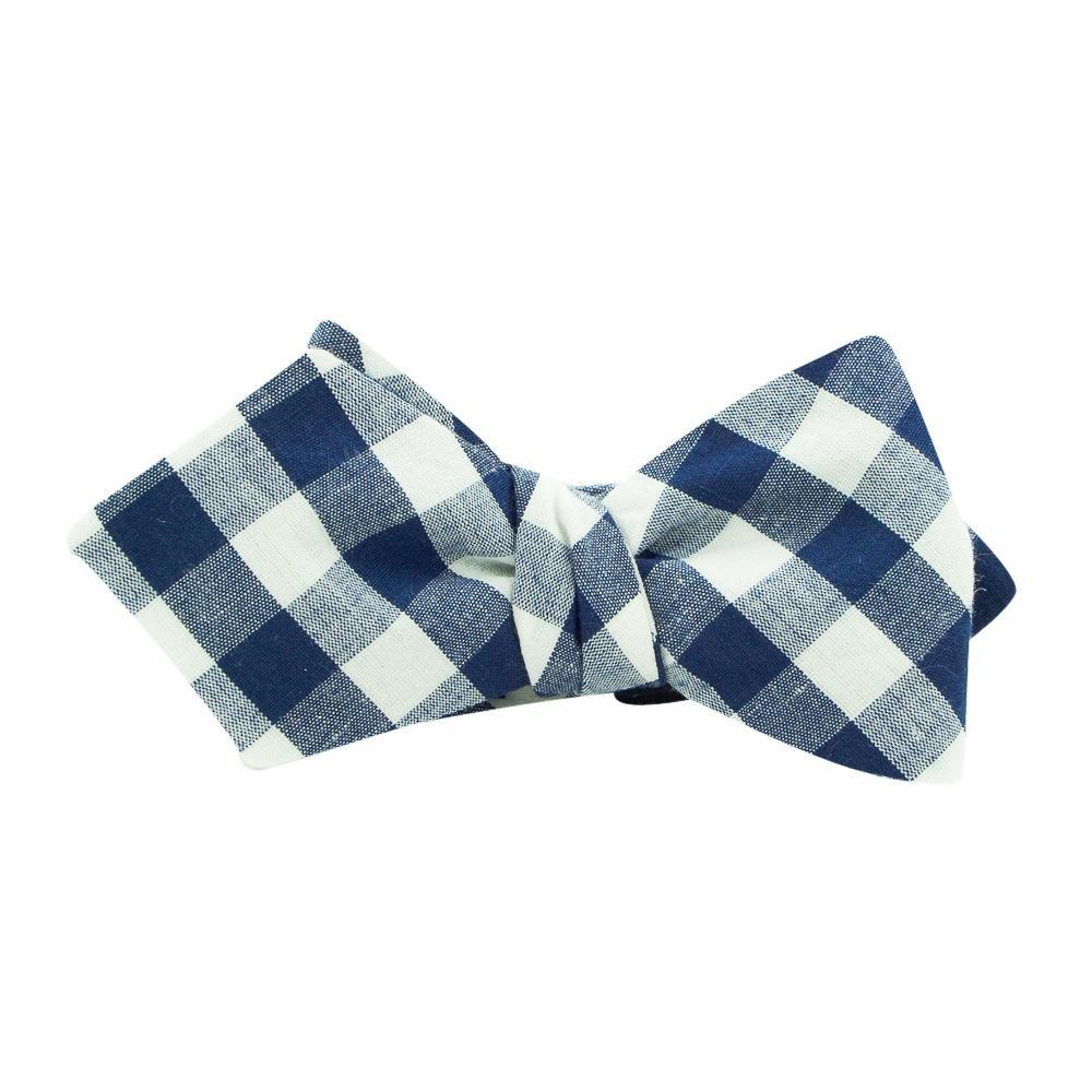 Check Bow Tie No. 470