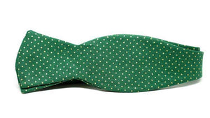 Ella Bing Signature Cloth Bow Ties Holiday Polka Dot Bow Tie No. 821