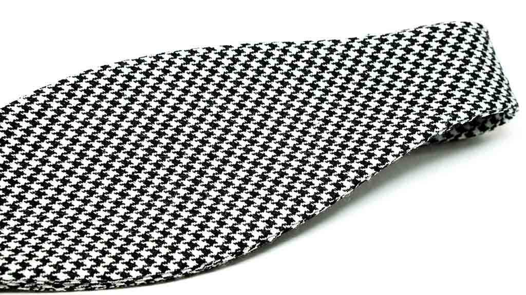 Houndstooth Bow Tie No. 848