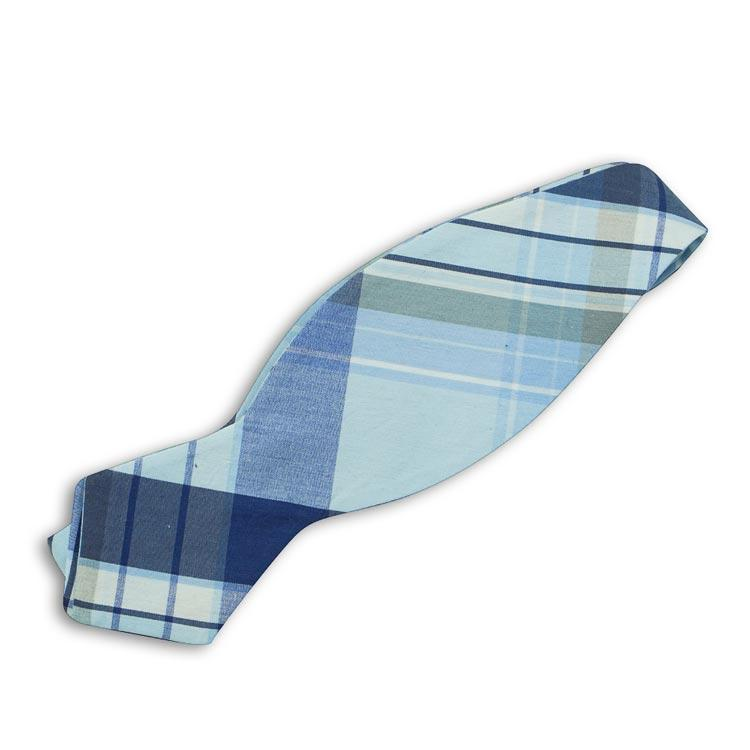 Plaid Bow Tie No. 479
