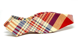 Plaid Bow Tie No. 836