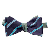 Reversible Plaid Bow Tie No. 489