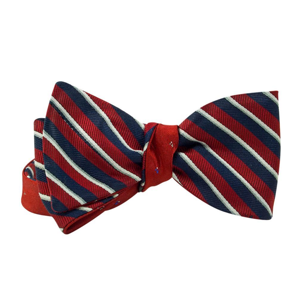 Reversible Plaid Bow Tie No. 490