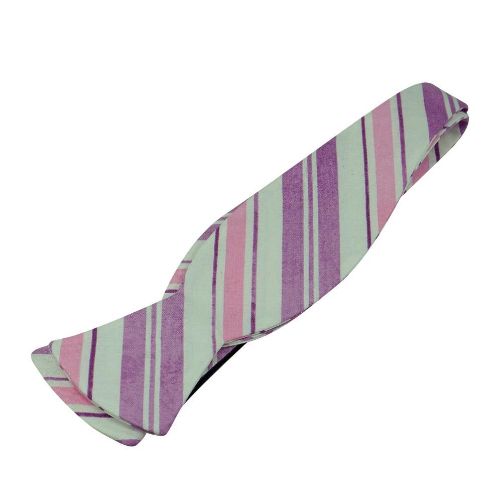 Stripe Bow Tie No. 496