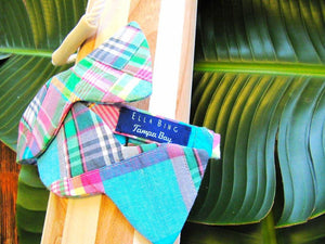 Ella Bing Signature Cloth Bow Ties The Chennai Super King