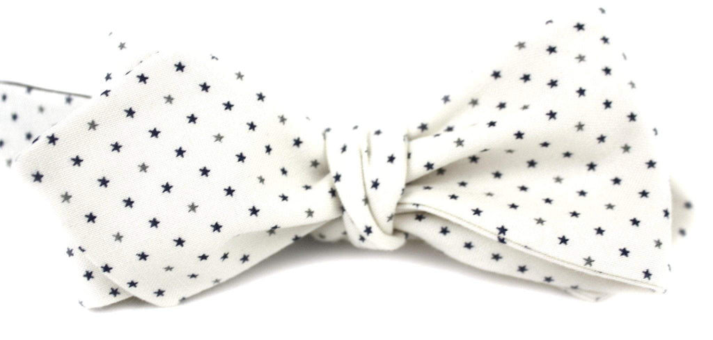 The Chip Hamilton Star Cloth Bow Tie