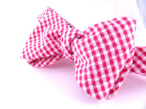 Ella Bing Signature Cloth Bow Ties The Conroy Hunter Cloth Bow Tie