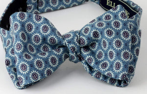 Ella Bing Signature Cloth Bow Ties The Cornelius Washington Cloth Bow Tie