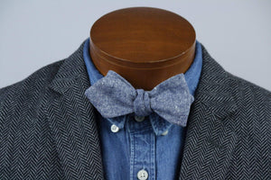 Ella Bing Signature Cloth Bow Ties The Drexel Mackson