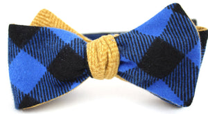 Ella Bing Signature Cloth Bow Ties The Duke Fitzgerald