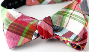 Ella Bing Signature Cloth Bow Ties The Hugo Reyes Bow Tie