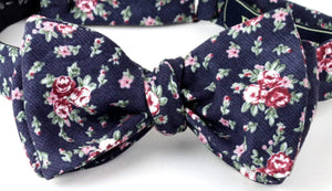 Ella Bing Signature Cloth Bow Ties The Jeremiah Ledbetter Cloth Bow Tie