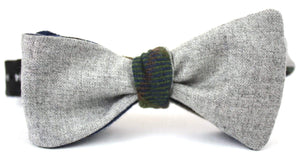 Ella Bing  Signature Cloth Bow Ties The Manolo Sanchez