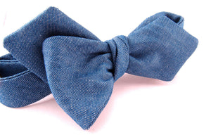 Ella Bing Signature Cloth Bow Ties The Mick Johnson
