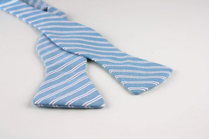 Ella Bing Signature Cloth Bow Ties The Sherman Jenkins Cloth Bow Tie