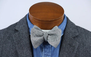 Ella Bing Signature Cloth Bow Ties The Thurman Wagner