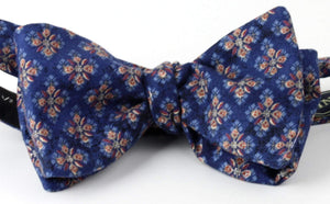Ella Bing Signature Cloth Bow Ties The Thurston Armbrister Cloth Bow Tie