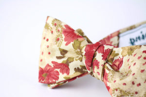 Ella Bing Signature Cloth Bow Ties The Wren Atticus