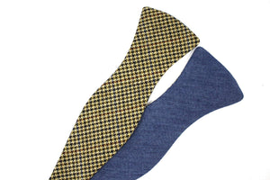 Ella Bing Signature Cloth Bow Ties The Zeke Marley
