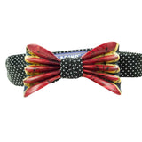 Stabilized Wooden Bow Tie No. 735