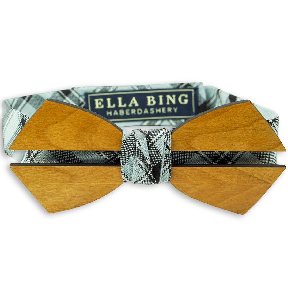 Wooden Bow Tie No. 212