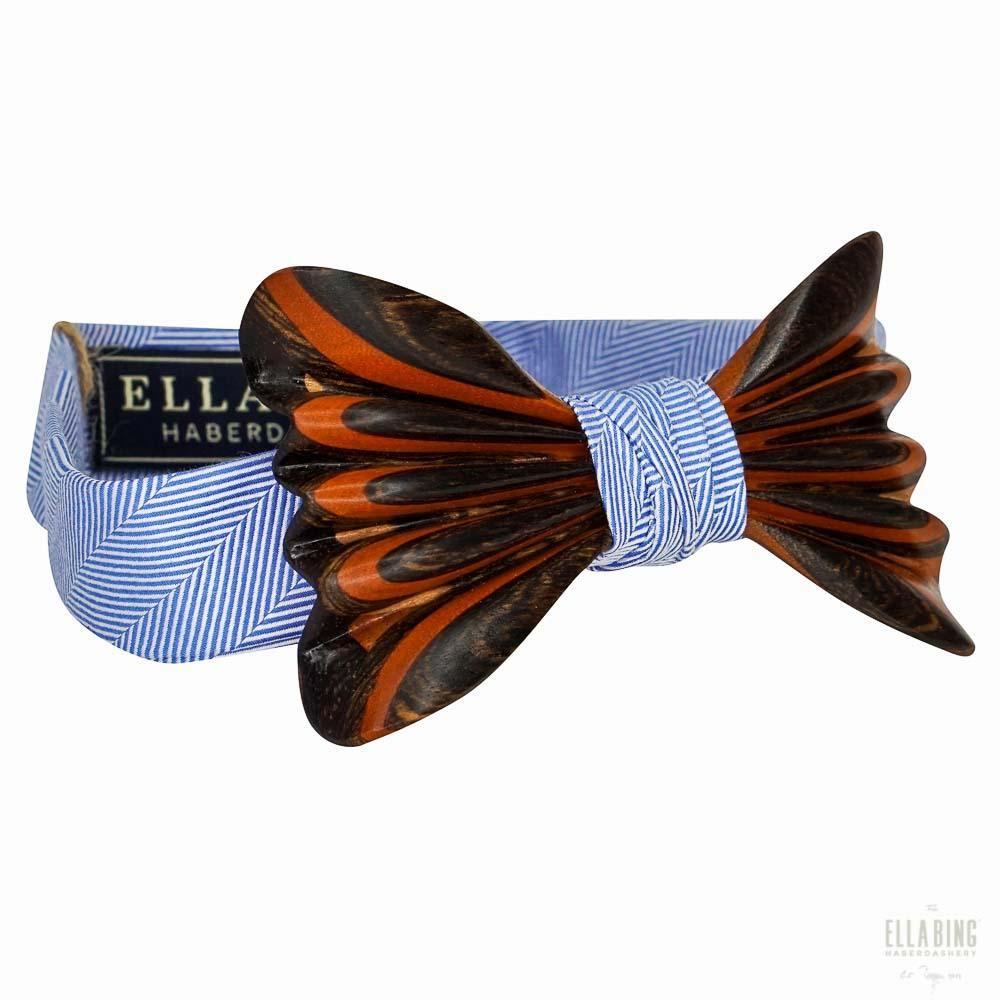 Wooden Bow Tie No. 650