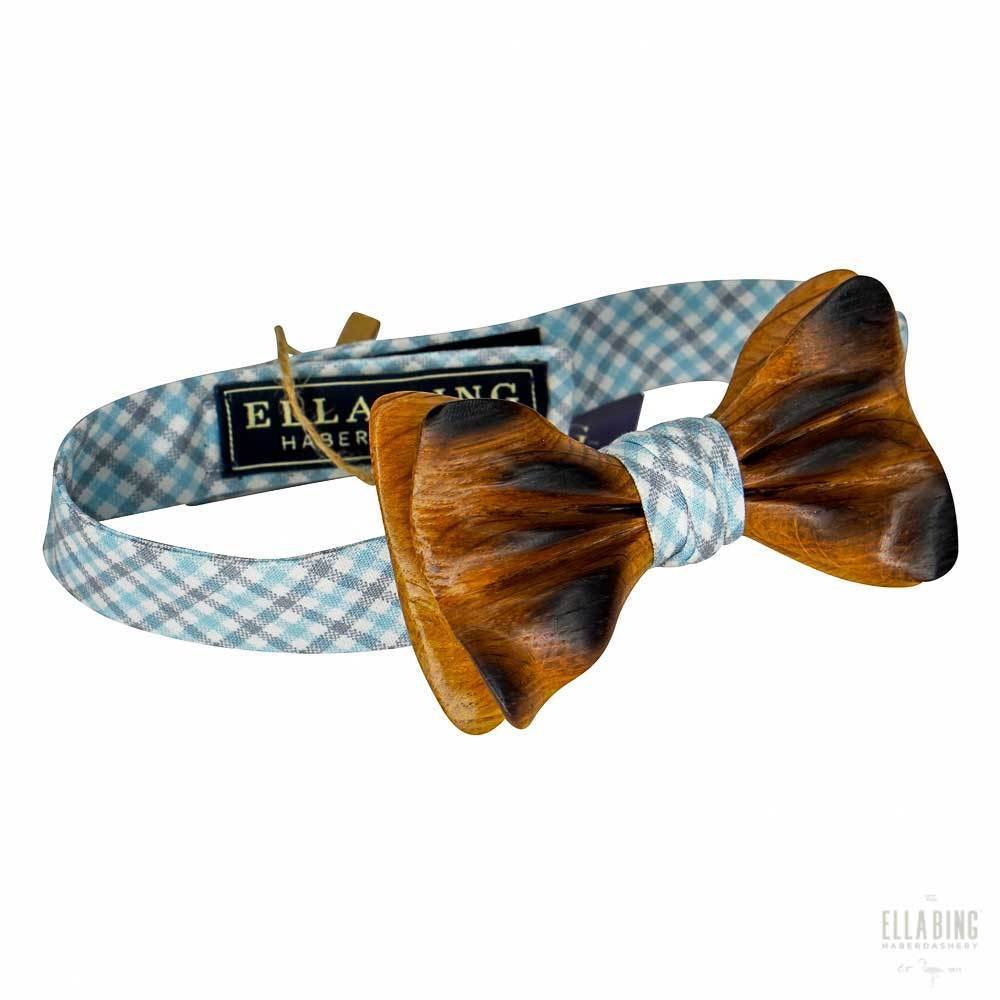Wooden Bow Tie No. 658