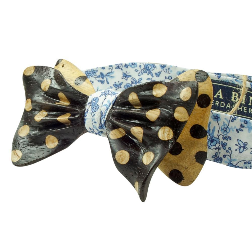 Wooden Bow Tie No. 683