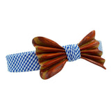 Wooden Bow Tie No. 713
