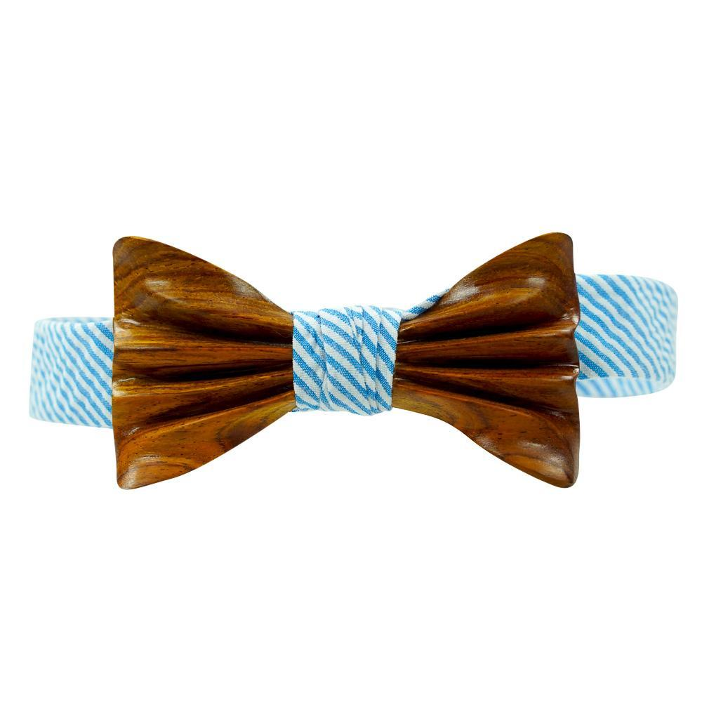 Wooden Bow Tie No. 714