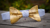 Wooden Bow Tie No. 717