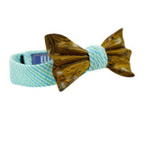 Wooden Bow Tie No. 718