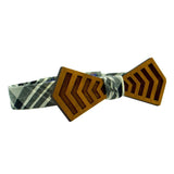Wooden Bow Tie No. 723