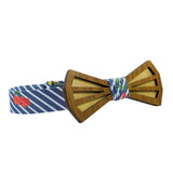 Wooden Bow Tie No. 724