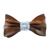 Wooden Bow Tie No. 737