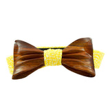 Wooden Bow Tie No. 739