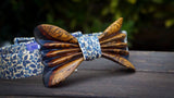 Wooden Bow Tie No. 750