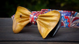Wooden Bow Tie No. 752