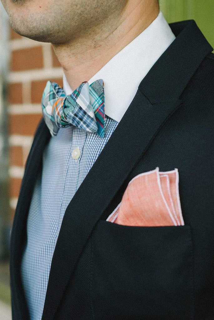 The Mateo Pocket Square